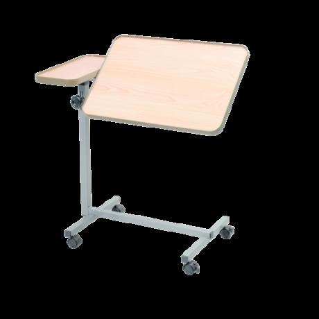 table de lit double fonction au comptoir du materiel medical. Black Bedroom Furniture Sets. Home Design Ideas