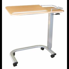 tables de lit au comptoir du materiel medical. Black Bedroom Furniture Sets. Home Design Ideas