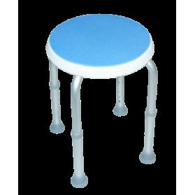 Tabouret Blue Seat
