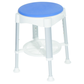 Tabouret à assise tournante Tahaa