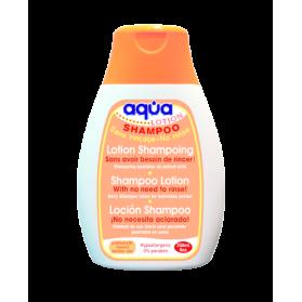 Lotion sans rinçage Aqua SHAMPOO