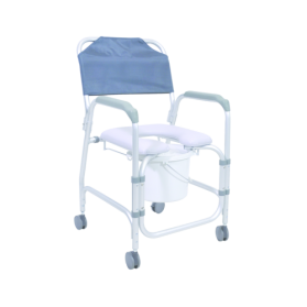 Chaise Mahina mobile douche/toilettes