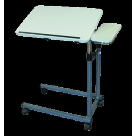 table de lit double au comptoir du materiel medical. Black Bedroom Furniture Sets. Home Design Ideas
