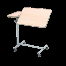 Table de lit double fonction
