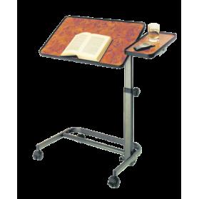Table de lit avec tablette