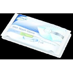 TENA Wet Wash Glove : Gants sans rinçage