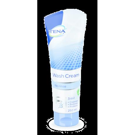 TENA Wash Cream : Crème nettoyante