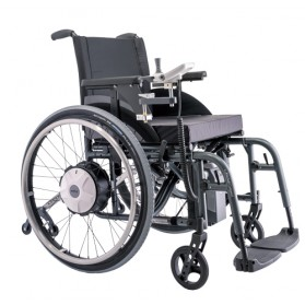 Motorisation pour fauteuil roulant Alber E-fix®