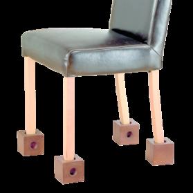 Surélévateurs de meuble