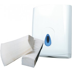 Distributeur pour essuie-mains pliés