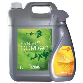 Destructeurs d'odeurs Gamme Anios'R