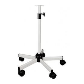 Le pied roulant télescopique lesté de 60 à 100 cm (Bella et Thera).